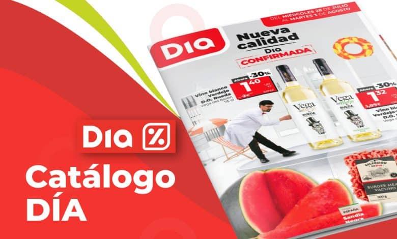 Catálogo online DIA hasta el 3 de agosto