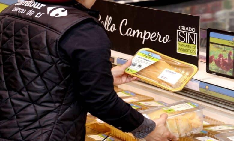 Plazas para responsables de turno en Carrefour