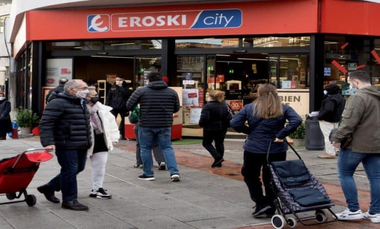 65 vacantes de empleo en Eroski para el mes de julio
