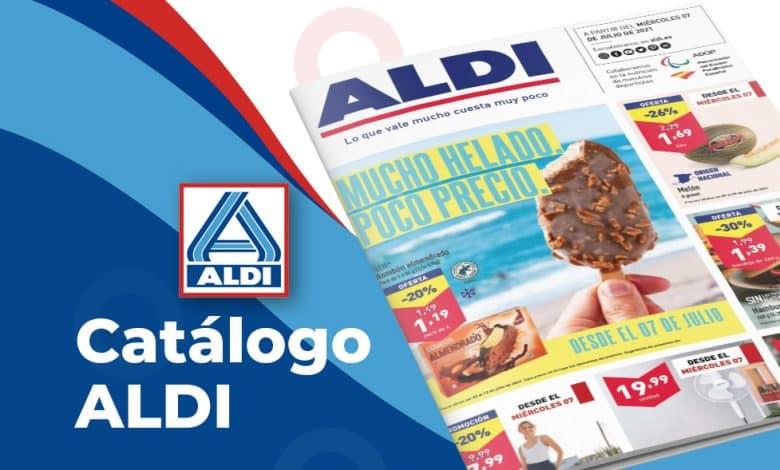 Folleto online ALDI del 7 al 13 julio