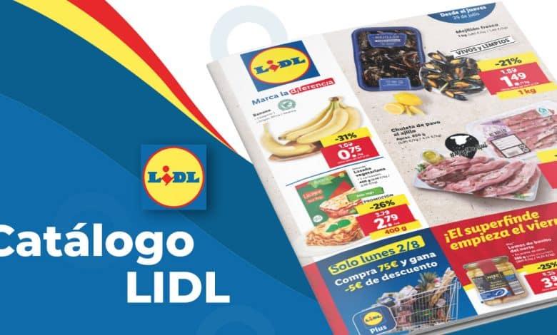 Ofertas en productos alimentarios hasta el 4 de agosto