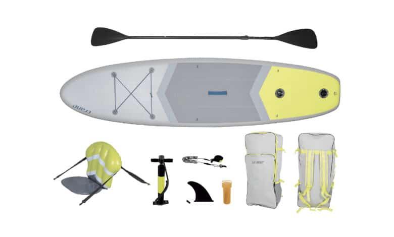 tabla de paddel surf en aldi