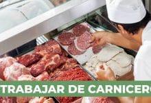 Trabajar en la carnicería de un supermercado