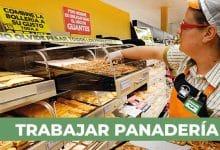 Trabajar en la panadería de un supermercado