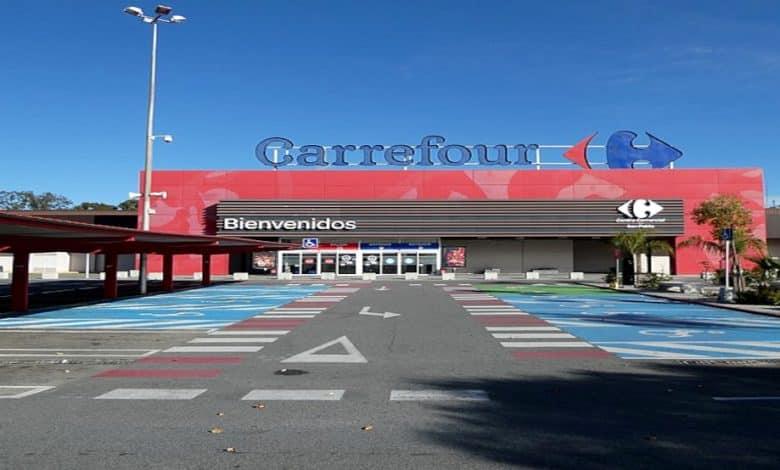 Vacantes para auxiliares en Carrefour