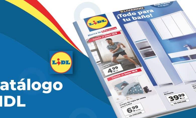 Ofertas en productos de Lidl
