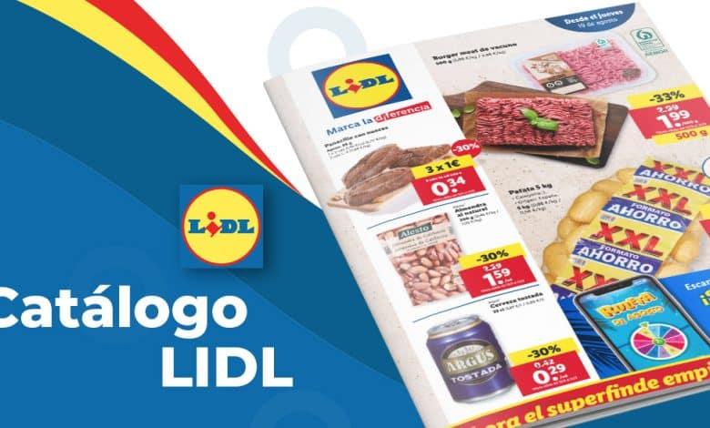 Ofertas semanales en Alimentación en Lidl
