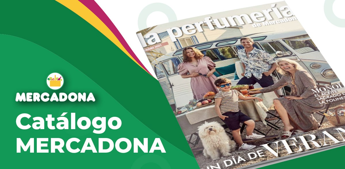 Revista Mercadona Verano 2021