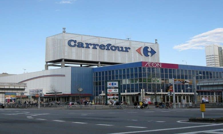 En septiembre Carrefour oferta plazas para auxiliares