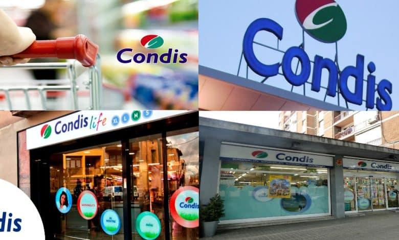 Plazas para dependientes y cajeros en Condis