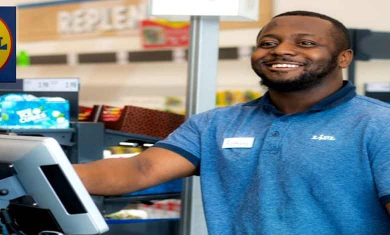 Trabaja en septiembre: Vacantes en LIDL para cajeros