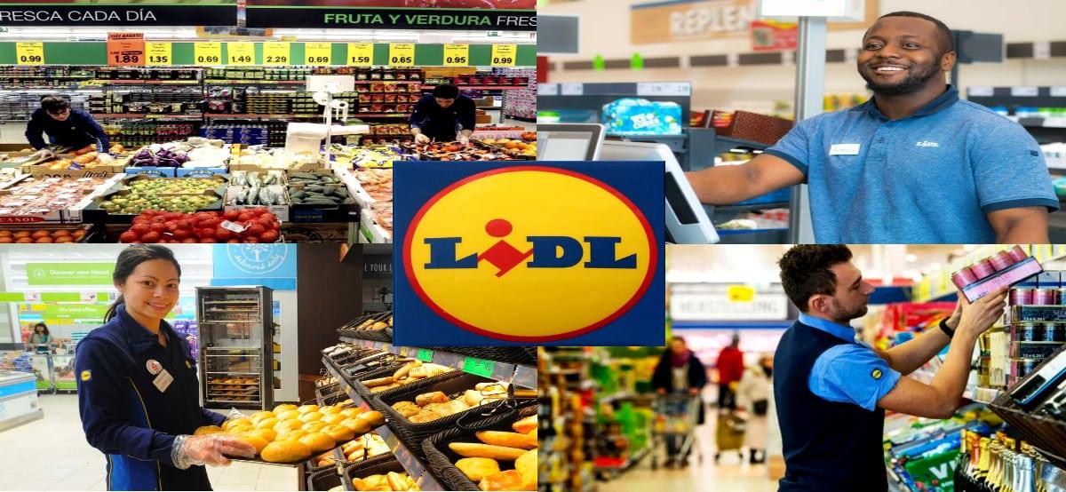 LIDL tiene nuevas plazas para cajeros y reponedores