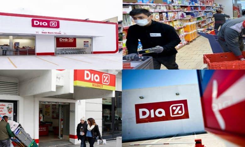 Supermercados DÍA publica nuevas vacantes de empleo en septiembre