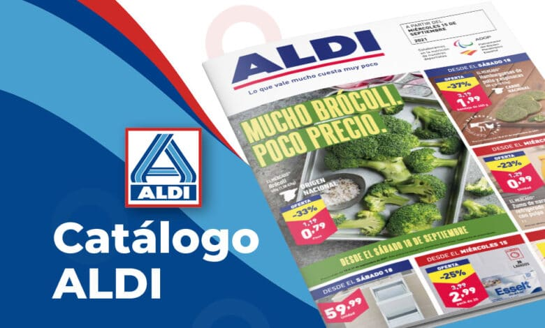 Catálogo online Aldi del 15 al 21 septiembre