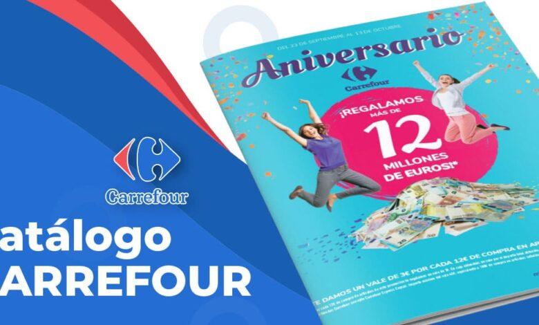 Carrefour regala 12 millones de Euros