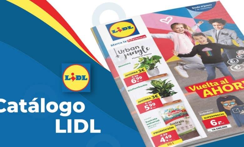 Productos nuevos en Lidl del 2 al 8 septiembre