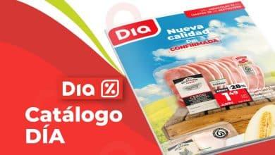 Catálogo DIA hasta el 28 septiembre