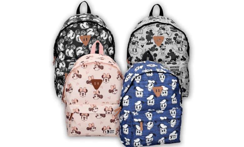 mochila escolar disney en Aldi