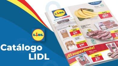 Folleto online LIDL ofertas en alimentación hasta el 27 octubre
