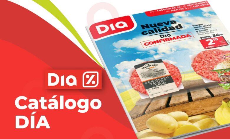 Catálogo online DIA del 29 al 5 de octubre