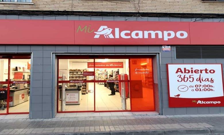 Se buscan profesionales y ayudantes en Alcampo