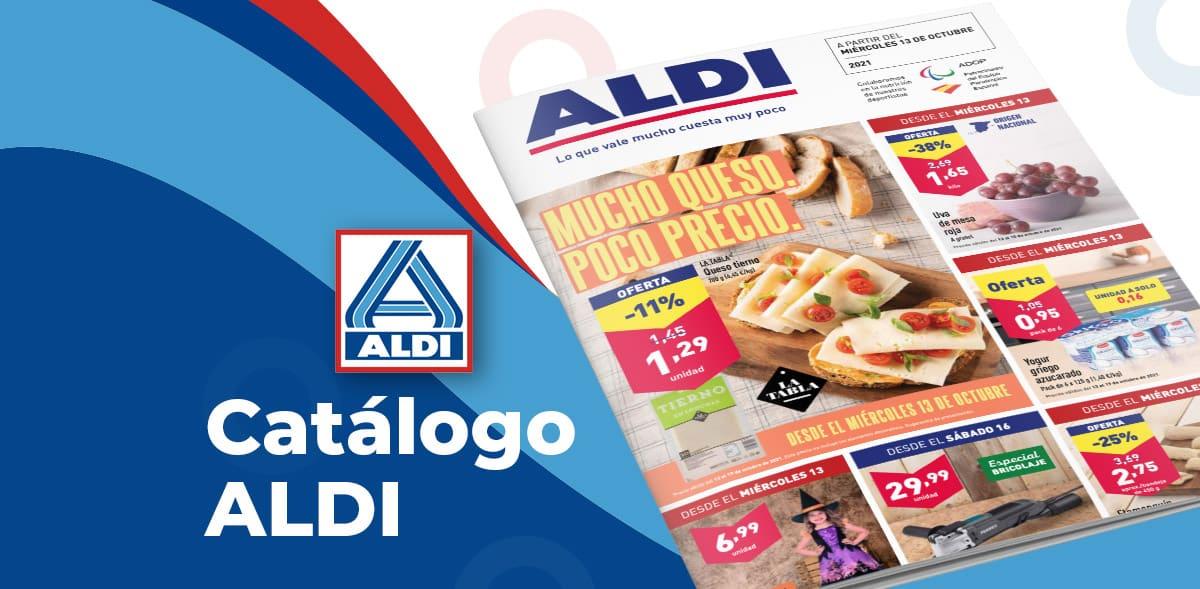 Catálogo online Aldi disponible del 13 al 19 octubre