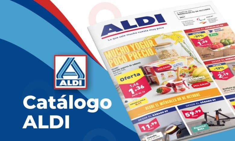 Catálogo online ALDI del 6 al 12 octubre