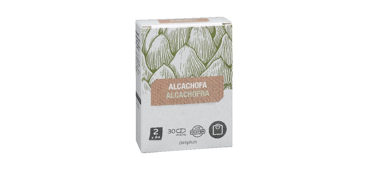 capsulas alcachofa deliplus en mercadona
