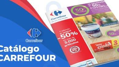 Folleto Carrefour 50% de descuento hasta el 26 octubre