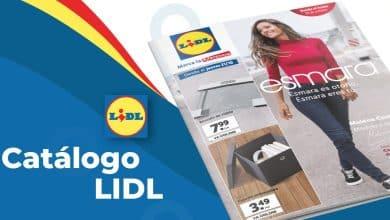 Catálogo de artículos LIDL del 21 al 27 octubre