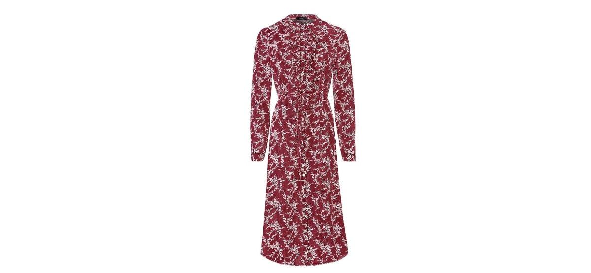 vestido para mujer flores en lidl